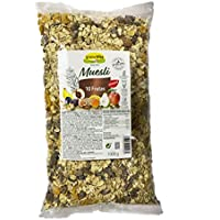 Granovita Muesli 10 Frutas Cereales - 1000 gr