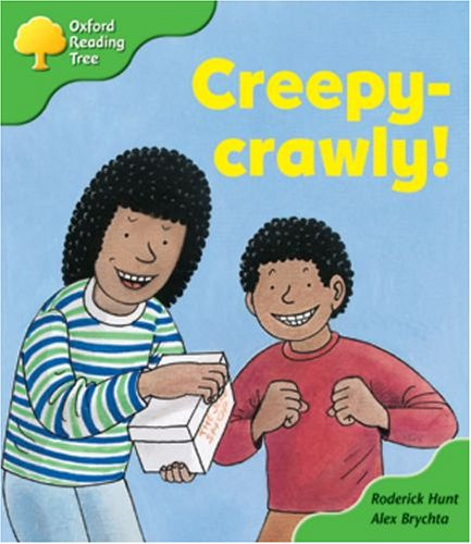 Oxford Reading Tree: Stage 2: Patterned Stories: Creepy-crawly!の詳細を見る