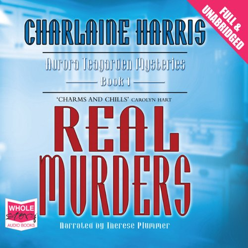 Real Murders audiobook cover art
