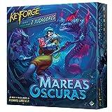 KeyForge - Mareas Oscuras - Caja de Inicio para 2 Jugadores