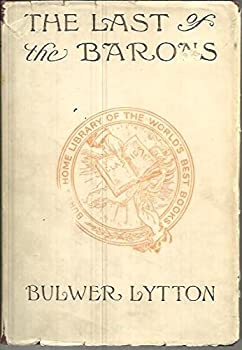 Hardcover THE LAST OF THE BARONS. Book
