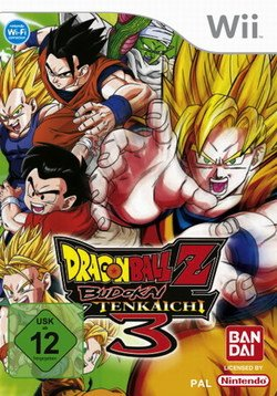 Dragonball Z: Budokai Tenkaichi 3 Wii