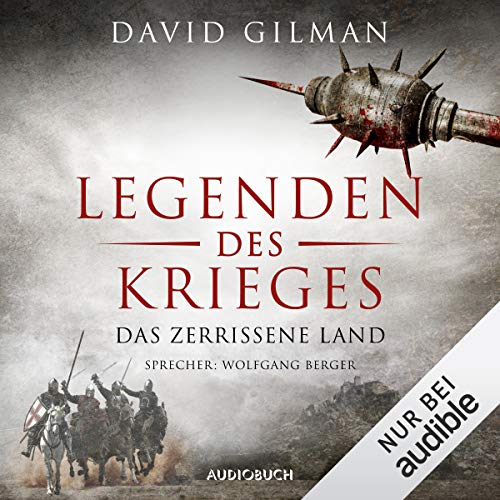 Legenden des Krieges: Das zerrissene Land audiobook cover art
