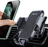 andobil Handyhalterung Auto Handyhalter fürs Auto Lüftung Upgrade mit 2 Lüftungsclips Handy Halterung pkw 360° Drehbar...