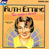 "album cover: ""Ten Cents a Dance"" by Ruth Etting"