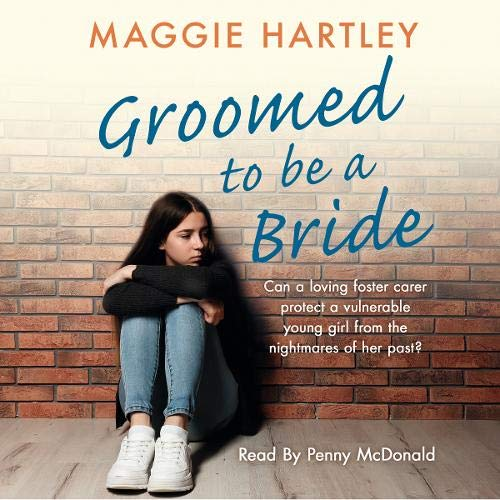 Groomed to Be a Bride Audiobook By Maggie Hartley cover art