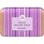 Whole Foods Market, Lavender Triple Milled Soap, 8 Ounce