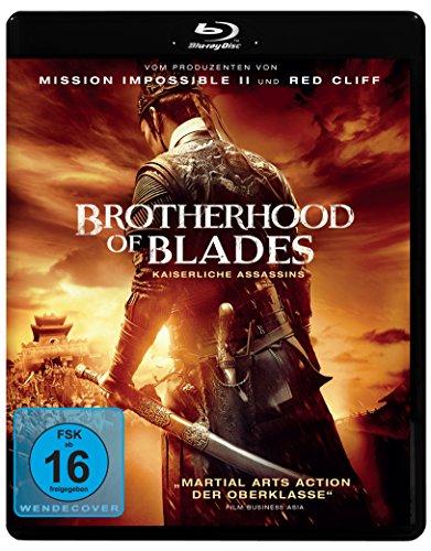 Brotherhood of Blades [Blu-ray]