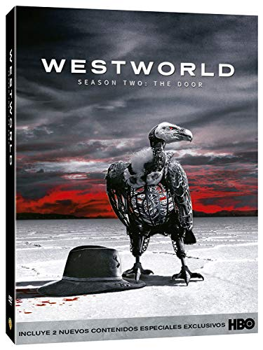 Westworld Temporada 2 [DVD]
