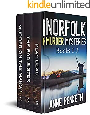 NORFOLK MURDER MYSTERIES BOOKS 1-3 three gripping crime thrillers full of twists box set