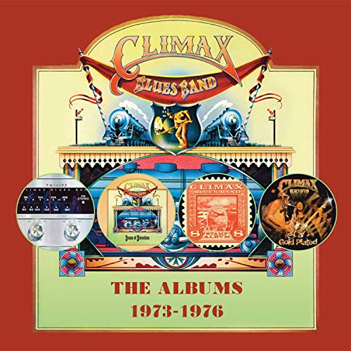 Climax Blues Band - Albums..