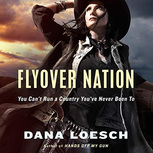 Flyover Nation audiobook cover art