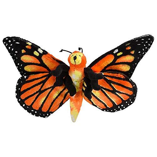 The Dreidel Company Plush Monarch Butterfly, 13'