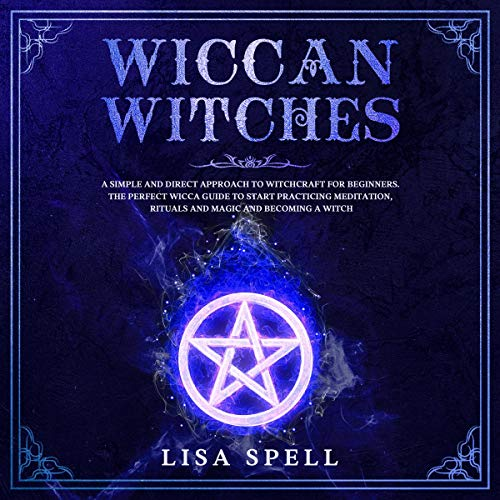 Wiccan Witches cover art