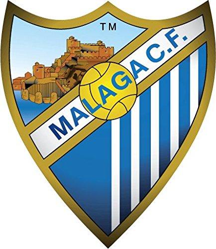 Malaga CF Spain Soccer Football Alta Calidad De Coche De...
