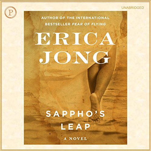 Sappho's Leap audiobook cover art