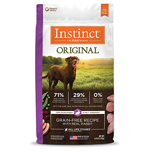 Instinct Original Real Rabbit Grain-Free Food