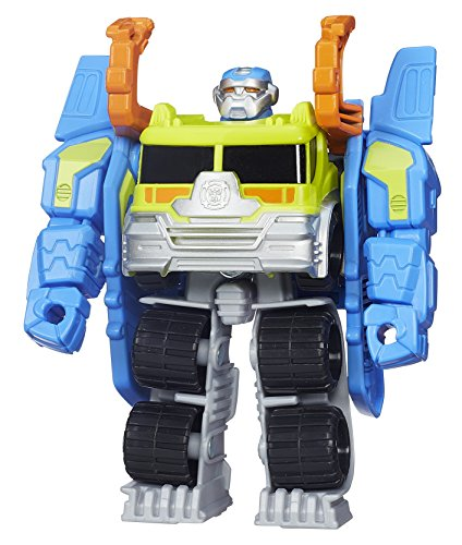 Transformers Playskool Heroes Rescue Bots Salvage Action Figure