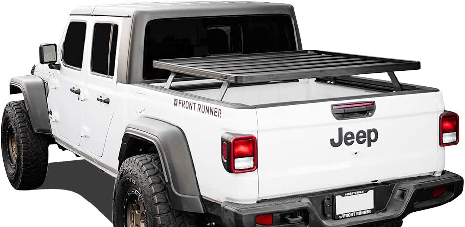 Front Runner New Free Shipping Slimline II Load Bed Compatible Max 85% OFF Rack Jeep with Kit