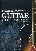 Learn & Master Guitar Setup And Maintenance Set