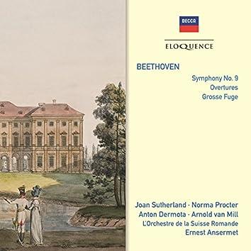 Beethoven: Symphony No.9; Overtures; Grosse Fugue