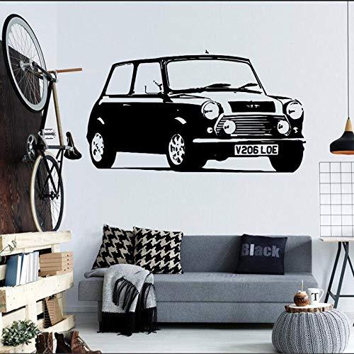 yaonuli Automatische Auto Aufkleber Schlafzimmer wandaufkleber Dekoration Vinyl Aufkleber Wohnzimmer tapete 30x33 cm