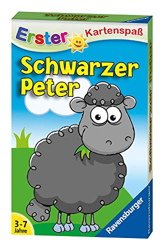 Ravensburger Kinderkartenspiele 20432 - Schwarzer Peter - Schaf
