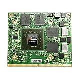 Genuino nueva tarjeta gráfica Nvidia Quadro M2000 M2000M GDDR5 4 GB GPU para Dell Precision M7510 M7520 HP ZBook 15 17 G3 estación de trabajo móvil MXM VGA Junta piezas de reparación