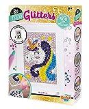Buki France- Be Teens Glitters-Unicorno Gioco Pittura Diamanti, Multicolore, DP002