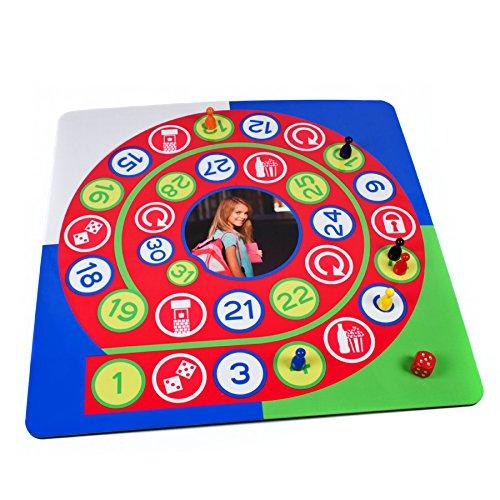Bordspel bedrukken - Ganzenbord