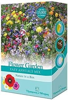 gemischte Cottage Garden Blumen Samen jährlich Bauen Sie Ihr eigenes an Farbenreich Pflanzen wie Kornblumen, Malve & Ringelblumen 1 x 15g Pack von Thompson & Morgan
