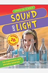 Hands-On Science: Sound and Light Paperback