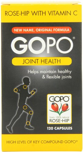 GOPO Joint Health 120 Capsules (Case of 3)