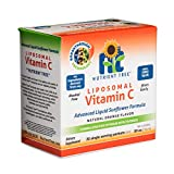 Nutrient Tree Liposomal Vitamin C - 5ml, 30 Packets | 1,000 mg Vitamin C Per Packet | Liposome Encapsulated for Maximum Bioavailability | Professionally Formulated | Non-GMO, Ultra-Potent
