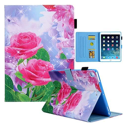 Case for iPad mini 5/4/3/2/1 - [Corner Protection] Multi-Angle Viewing Folio Cover /Pocket, Auto Wake/Sleep for iPad mini 5/4/3/2/1