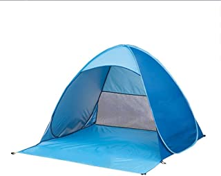 SehrGo Tienda de Campa/ña Playa al Aire Libre Sunshine Refugio Parasol Tienda para Pesca Camping Senderismo Picnic Parque