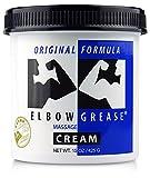 B. Cummings Elbow Grease Original - Gleitcreme auf Ölbasis für tiefgreifende Action - 425 g