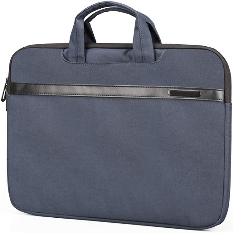 Thick Fluff Shockproof Sling Laptop Backpack Briefcase Messenger Tote Bag Casual Business Computer Daypack Travel Shoulder Crossbody Bag Unisex