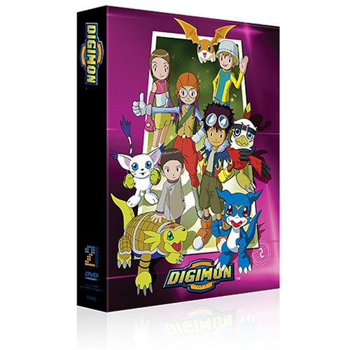 Digimon Limited Edition Collectors Box Set: The Complete 2nd Season [DVD]