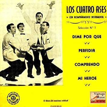 """Vintage Vocal Jazz / Swing Nº 56 - EPs Collectors, """"Perfidia"""""""