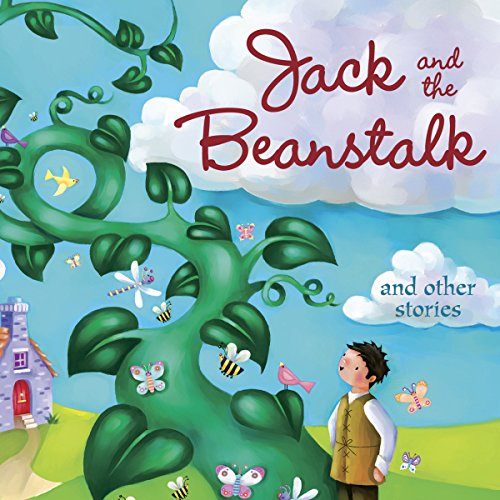 Jack And The Beanstalk & Other Stories audiobook cover art
