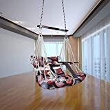 brand Looks™ Cotton Swings for Kids 1 to 6 Years Baby/Children with Safety