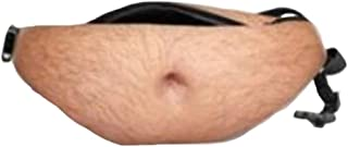 Dad Bag Hairy Belly Fanny Pack belly button fanny pack for Men