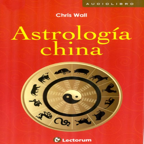 Astrologia China Tradicional (Spanish Edition)  By  cover art