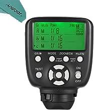 Yongnuo YN560-TX II disparador de flash manual remoto controlador transmisor LCD para cámara DSLR de Canon para YN560III/YN560IV/yn660/yn968N/yn860li Speedlite RF-602/RF603/RF603II/rf605receptor