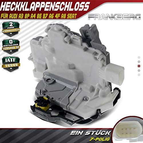 Stellmotor Türschloss Vorne Rechts für A3 8P A4 8E A6 4F C6 A8 R8 Exeo 3R 2002-2013 4F1837016