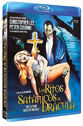 Los Ritos Satánicos de Drácula BD 1973 The Satanic Rites of Dracula [Blu-ray]