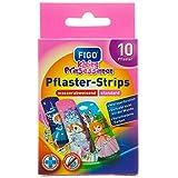 Figo Kinder-Pflaster 'Kleine Prinzessinnen', 1 Pack (10 Stück)