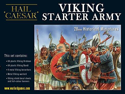 Preisvergleich Produktbild Warlord Games Viking Starter Army - Hail Caesar