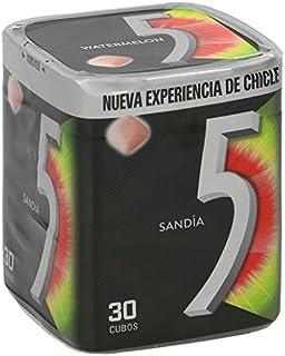 FIVE BOX HIERBA GRAGEAS 6 TARROS 30 CHICLES